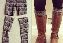 diy winter clothes