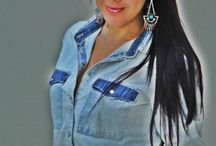 Meu Look do Dia: Jeans / Vejam mais detalhes do meu Look do Dia: Jeans! Acessem: http://www.camilazivit.com.br/meu-look-do-dia-jeans/