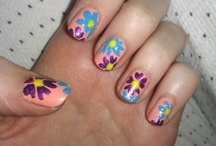My 31 Day Nail Art Challenge / by Lindsey Mckinnon