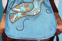 Doves / In 2009 pregnant with my fifth child I designed a litle dove applique that I used on baby carriers for the baby I was carrying. My daughter was born in July 2009, but sadly and unexpectedly died just six hours after her birth. I sewed that same Dove onto her burial gown, that dove became intimately connected with our little Florence Violet. Since then I have used the design for many projects and in 2010 developed it into a little softie. Here are a selection of doves for Florence
