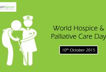 World Hospice and Palliative Care Day / Palliative care is not restricted to any age or health condition. World Hospice and Palliative Care Day - October 10th