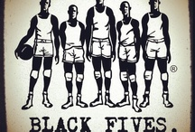 "Brand / All about the ""Black Fives"" brand."