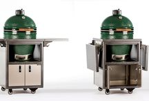 Summer Kitchens and Grills