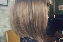Girls haircut