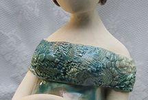 Escultura Cerâmica