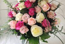 Flower: Standard Roses