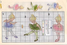 Cross stitch for girls