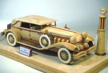 Woodworking - models& miniatures