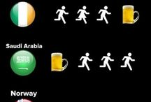 Stuff with Norway