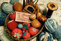 Vintage craft suplies