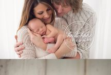 family with newborn inspiration