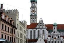 Augsburg - Bavaria  / (my foto) / by Tiziana Bergantin