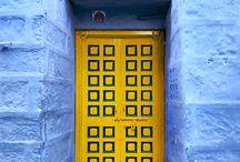 Doors and Doorways / by Kat Normandin