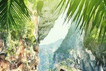 Thailand, amazing places