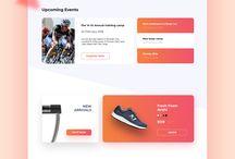 Web design / UX