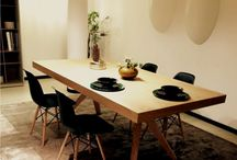 Salas de Jantar / Salas de Jantar, mesas de jantar, cadeiras, aparadores