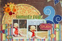 Scrapbooking Summer