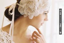 Wedding Veils and Headwear / Pictures of wedding veils and headwear often go by the wayside when putting together your ultimate, inspirational picture boards... BUT... wedding veil photos can be a great starting point for any gown and dress hunt, and also, it sets the mood of the ENTIRE wedding! These wedding veil and headwear photos are amazing so check them out below in the wedding veil and headwwear pictures gallery!