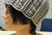 0crochet n knitted beanies