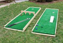 Putt putt - mini golf course