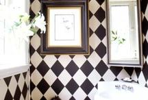 bathroom / by Lori Anaple