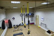 Our interiors / Our gym studios and fitness rooms