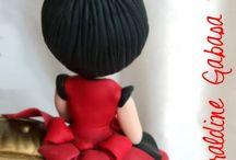 Figurines fondant