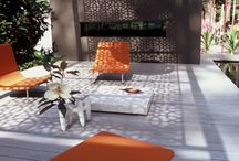 Outdoor space / by Comptoir des Objets