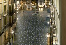 Piazze e arredo urbano