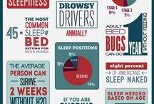 Sleep-Related Infographics
