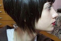 hair cuts short bobs