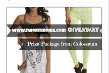 Giveaways / #giveaways / by Colosseum Brand