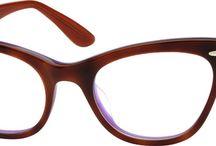 Cat Eye Glasses / My favorite prescription frames in a vintage look!
