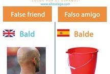 Spanish vocabulary / Discover useful and important Spanish vocabulary!