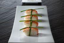 Seafood, Fish & Sushi