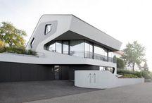 Fancy  new house