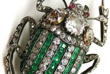 Antique Insect Jewellery