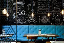 cafe, bar & restaurant design