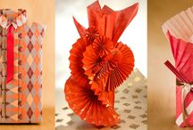 paper craft and gift wraps