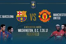 Barcelona vs Manchester United - Live Stream, July 26, 2017