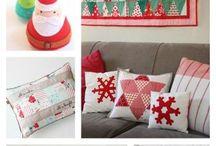 Kerst naaiwerken