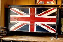 All Things British / by Carolyn Roberson