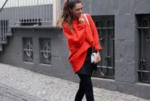 Maglione rosso/ Red pull