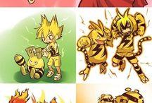 Pokemon as humans
