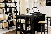 Craft Storage/Room