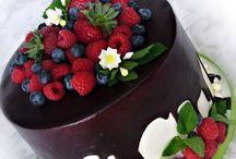 Torten Dekor