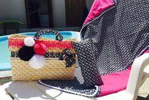 Bolsas / Bolsas customizadas totalmente colorida e personalizadas