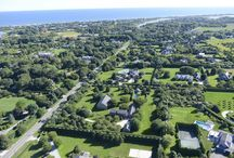 """748 Ocean Road, Bridgehampton / A very rare opportunity to own one of the largest estate sized properties on Ocean Road has become available. A custom designed and built """"barn"""" style estate sits prominently upon 3.8 acres of manicured, lush property...."""