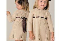 платья вязание на спицах