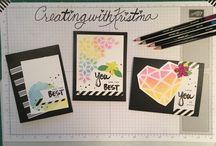 Creating with Kristina